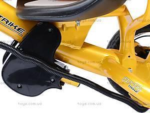 Колясочный велосипед Lexus EVA Foam, M0448-4, іграшки