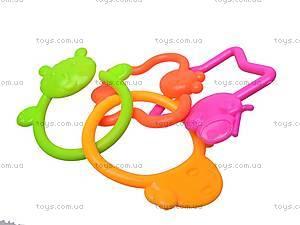 Комплект детских игрушек-погремушек, 8205B, отзывы