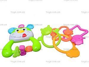 Комплект детских игрушек-погремушек, 8205B