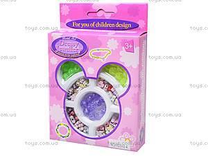 Комплект детской бижутерии, 828АВ-4