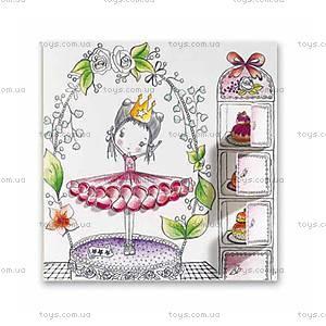 Комплект для рисования-разукрашка «Маленькие дверцы для Пупи», DJ09633, фото