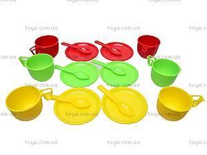 Комплект игрушечной посуды №1, Сеген, купить
