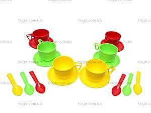 Комплект игрушечной посуды №1, Сеген, отзывы
