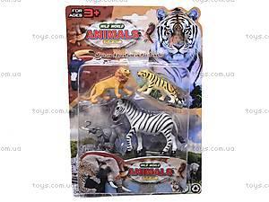 Комплект игрушечных животных, 9607..9614