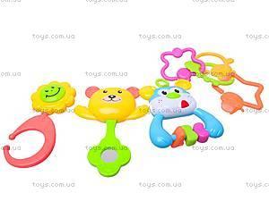 Комплект игрушек-погремушек для детей, 8402B