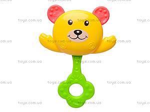 Комплект игрушек-погремушек для детей, 8402B, фото
