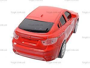 Комплект инерционных авто BMW X6, 8881P, купить