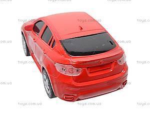 Комплект инерционных авто BMW X6, 8881P, фото