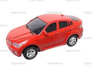 Комплект инерционных авто BMW X6, 8881P, магазин игрушек