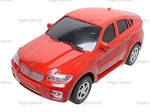 Комплект инерционных авто BMW X6, 8881P, toys.com.ua