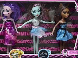 Комплект кукол Monster High, 610, іграшки