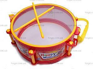 Комплект музыкальных инструментов, 6688E, toys