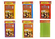 Комплект обложек для учебников 2 класс (5 наборов в упаковке), 2-ДШП, фото