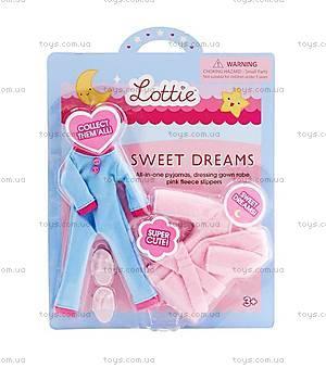 Комплект одежды Lottie «Сладкие сны», LT037