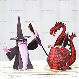 Комплект оригами «Драконы», DJ09673, купить