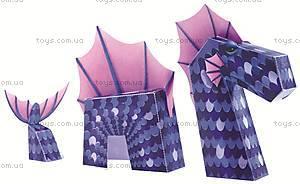 Комплект оригами «Драконы», DJ09673, цена