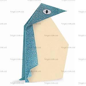 Комплект оригами «Полярные животные», DJ08777, фото