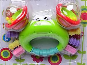 Комплект погремушек для детей, XY241D242D, фото