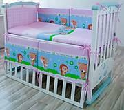 Комплект постельный Лесные друзья, КТ-0105, цена