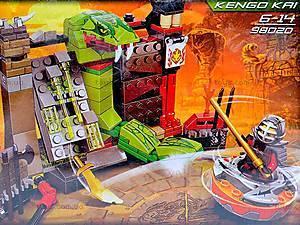 Комплект конструктора «Западня», 98020, игрушки