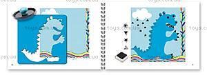 Комплект штампов «Монстры», DJ08980, игрушки