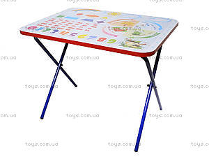 Детский складной комплект «Cтол и стул», , отзывы