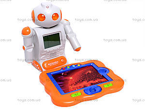 Компьютер «Всезнайка-Робот», 8600/8700, игрушки