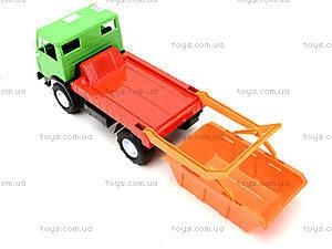 Детский игрушечный грузовик - самосвал, 948, купить