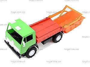 Детский игрушечный грузовик - самосвал, 948, фото