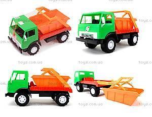 Детский игрушечный грузовик - самосвал, 948
