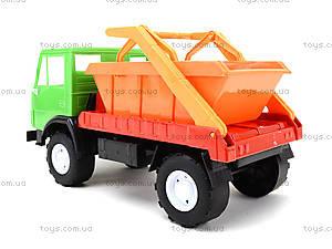 Детский игрушечный грузовик - самосвал, 948, отзывы