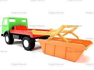 Детский игрушечный грузовик - самосвал, 948, игрушки