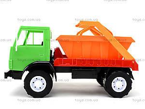 Детский игрушечный грузовик - самосвал, 948, детские игрушки