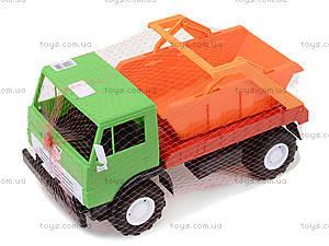 Детский игрушечный грузовик - самосвал, 948, магазин игрушек