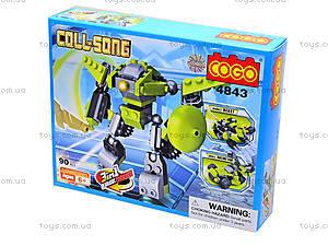 Конструктор COGO «Трансформер», 4841-4848, цена