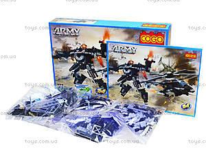 Конструктор COGO «Военная техника», 316 деталей, 3363, фото