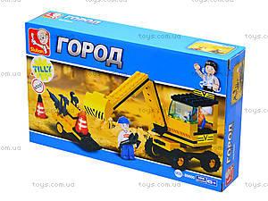 Детский конструктор «Строительная техника», M38-B9600, купить