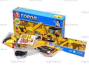Детский конструктор «Строительная техника», M38-B9600, фото