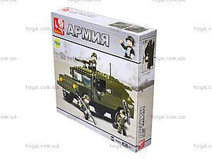 Детский конструктор «Сухопутные войска», 191 деталей, M38-B9900R, купить