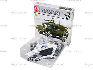 Детский конструктор «Сухопутные войска», 191 деталей, M38-B9900R, фото