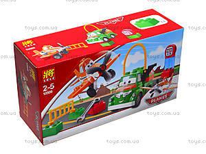 Детский конструктор Planes, 16 деталей, 10509, отзывы