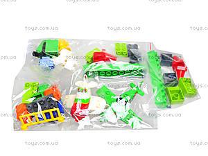 Детский конструктор Planes, 40 деталей, 10510, фото