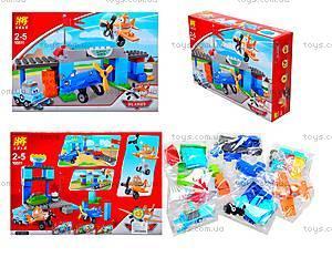 Конструктор детский Planes, 53 деталей, 10511