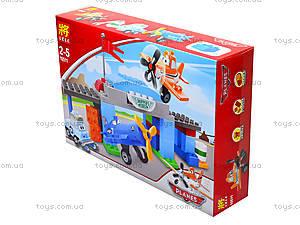 Конструктор детский Planes, 53 деталей, 10511, отзывы
