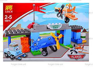 Конструктор детский Planes, 53 деталей, 10511, цена