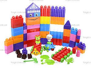 Детский конструктор, 114 деталей, 02-304, цена