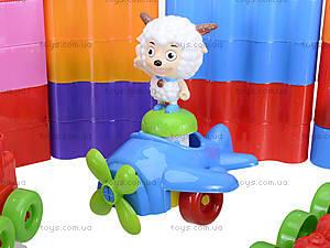 Детский конструктор, 114 деталей, 02-304, игрушки