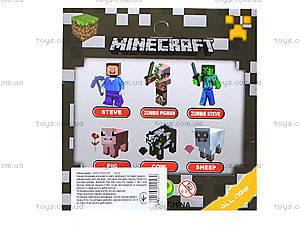 Конструктор для детей Minecraft, 14170, фото