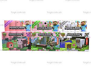 Конструктор для детей Minecraft, 14170, отзывы
