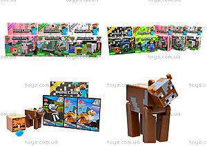 Конструктор для детей Minecraft, 14170